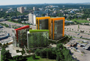 Towers & PENETRON Technology Transform Calgary