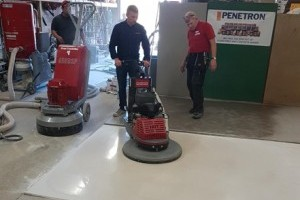 Penetron Specialty Products Provides the Brightest Floor Overlays in Canada